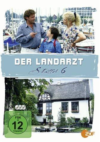 DVD »Der Landarzt - Staffel 06 (3 Discs)«