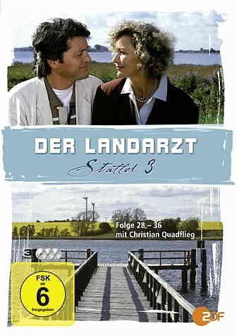 DVD »Der Landarzt - Staffel 03 (3 Discs)«
