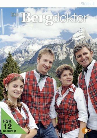 DVD »Der Bergdoktor - Staffel 4 (3 Discs)«
