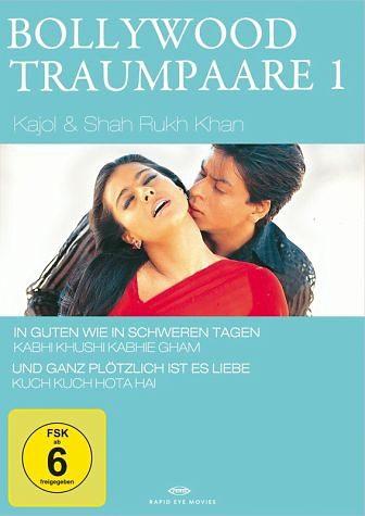 DVD »Bollywood Traumpaare 1: Kajol und Sha Rukh...«