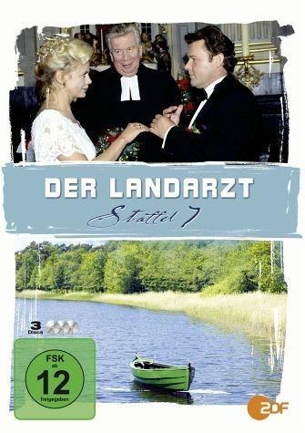 DVD »Der Landarzt - Staffel 07 (3 Discs)«