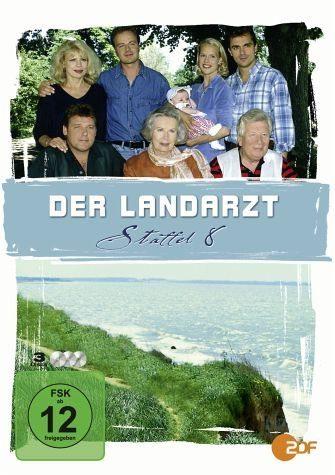 DVD »Der Landarzt - Staffel 08 (3 Discs)«