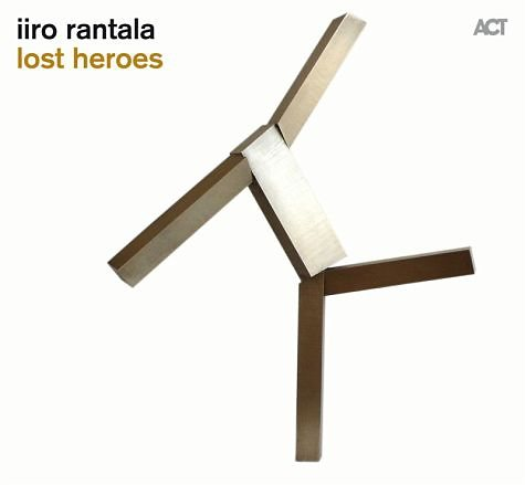 Audio CD »Iiro Rantala: Lost Heroes«