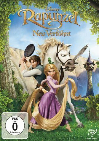 DVD »Rapunzel - Neu verföhnt (DVD)«