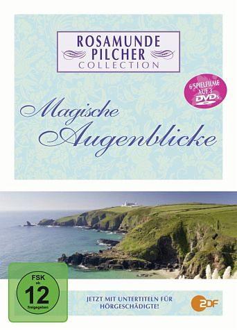 DVD »Rosamunde Pilcher Collection XI - Magische...«