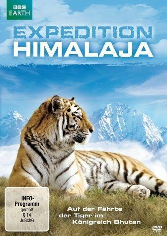 DVD »Expedition Himalaya - Auf der Fährte der Tiger...«