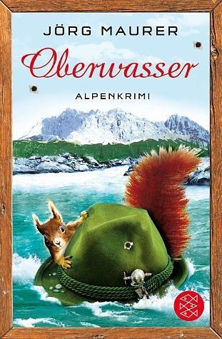 Broschiertes Buch »Oberwasser / Kommissar Jennerwein Bd.4«