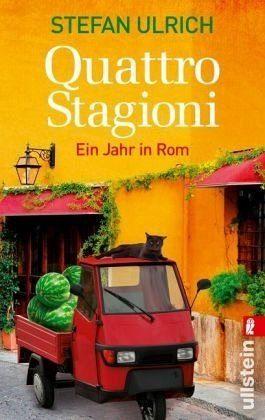 Broschiertes Buch »Quattro Stagioni«