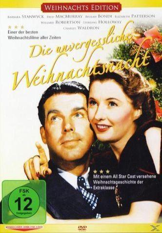 DVD »Die unvergessliche Weihnachtsnacht!«