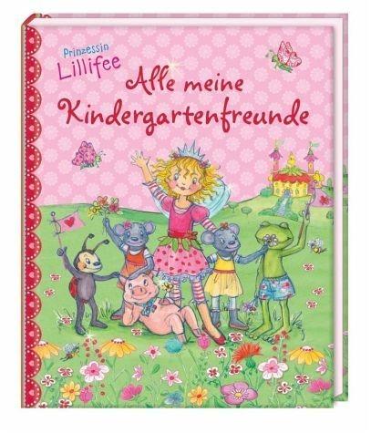 Gebundenes Buch »Alle meine Kindergartenfreunde - Prinzessin...«