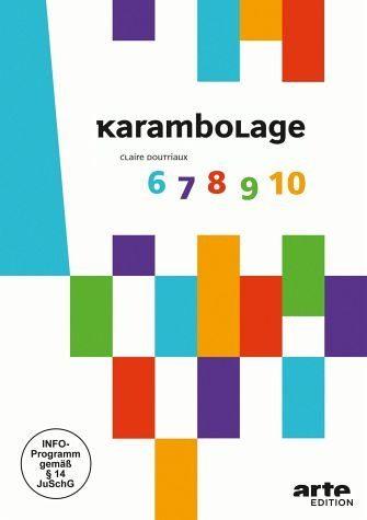 DVD »Karambolage 06 - 10 (5 Discs)«