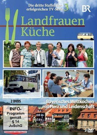 DVD »Landfrauenküche - Staffel 3 (2 Discs)«