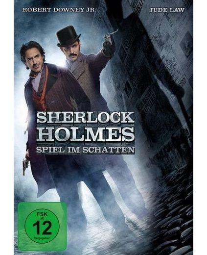 DVD »Sherlock Holmes: Spiel im Schatten«