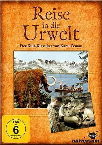 DVD »Reise in die Urwelt«