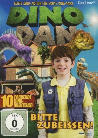 DVD »Dino Dan - Bitte zubeißen«