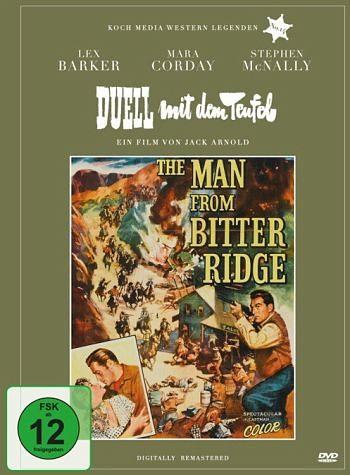 DVD »Duell mit dem Teufel (Edition Western-Legenden...«
