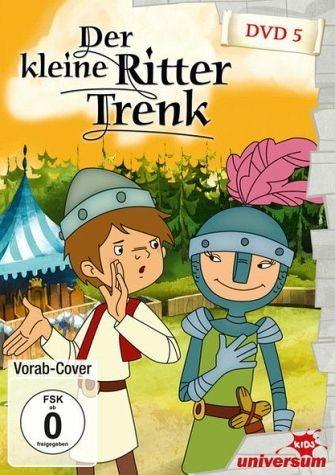 DVD »Der kleine Ritter Trenk - DVD 5«