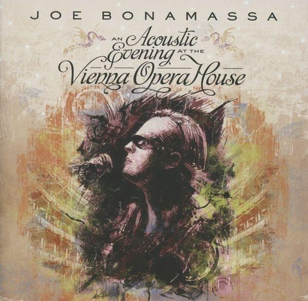 Audio CD »Joe Bonamassa: An Acoustic Evening At The...«