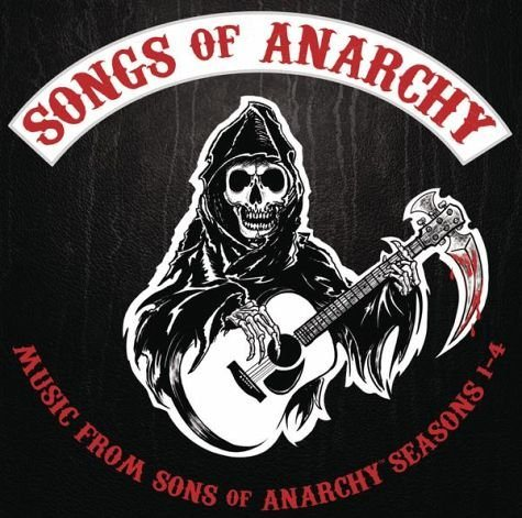 Audio CD »Diverse: Songs Of Anarchy: Music From Sons Of...«