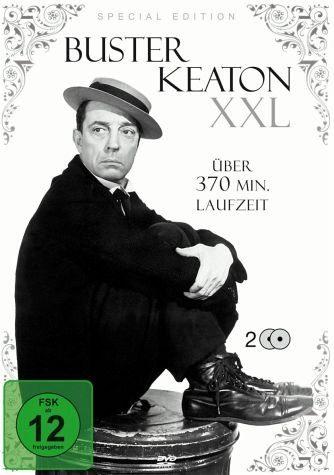 DVD »Buster Keaton XXL (2 Discs)«
