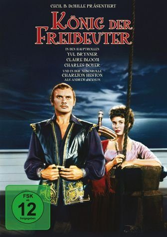 DVD »König der Freibeuter«