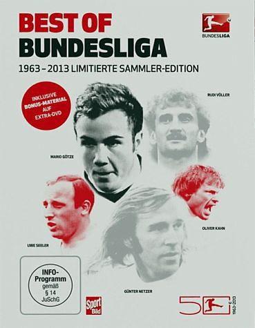 DVD »Best of Bundesliga 1963 - 2013 (Limitierte...«