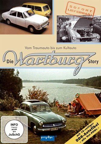 DVD »Die Wartburg Story - Vom Traumauto bis zum...«