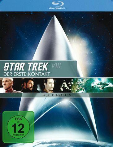 Blu-ray »Star Trek 08 - Der erste Kontakt (Remastered)«