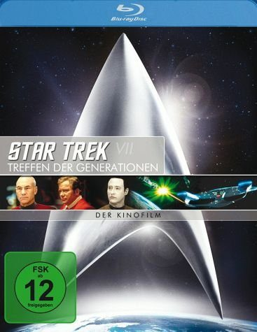 Blu-ray »Star Trek 07 - Treffen der Generationen...«