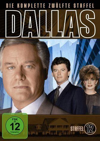 DVD »Dallas - Die komplette zwölfte Staffel (3 Discs)«