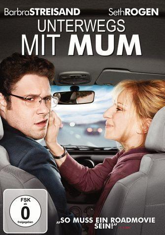 DVD »Unterwegs mit Mum«
