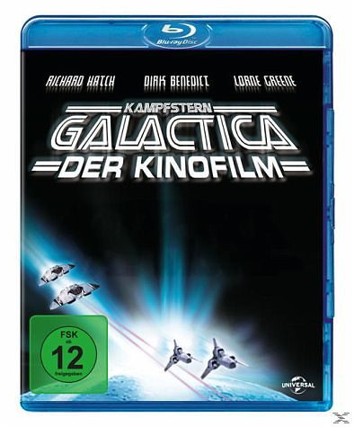 Blu-ray »Kampfstern Galactica - Der Kinofilm«