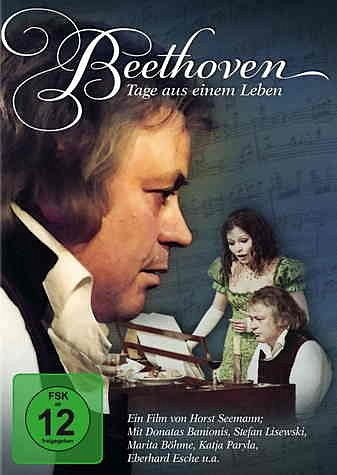 DVD »Beethoven - Tage aus einem Leben«