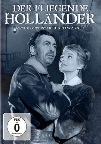 DVD »Der fliegende Holländer«