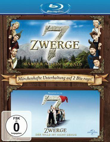 Blu-ray »7 Zwerge - Männer allein im Wald / 7 Zwerge -...«