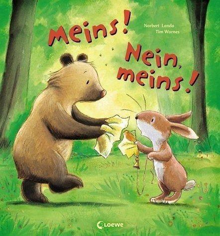 Gebundenes Buch »Meins! Nein, meins!«