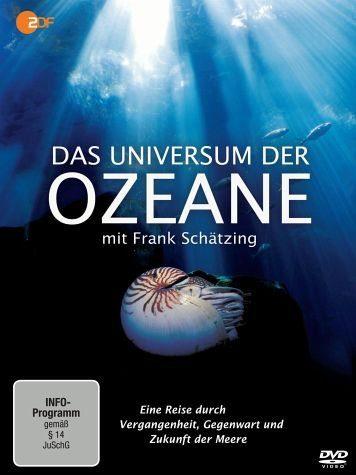 DVD »Das Universum der Ozeane«