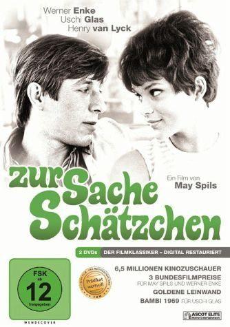 DVD »Zur Sache, Schätzchen«