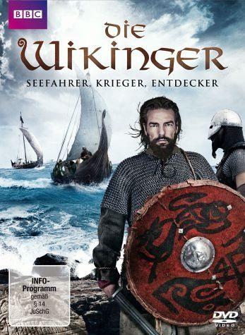 DVD »Die Wikinger«