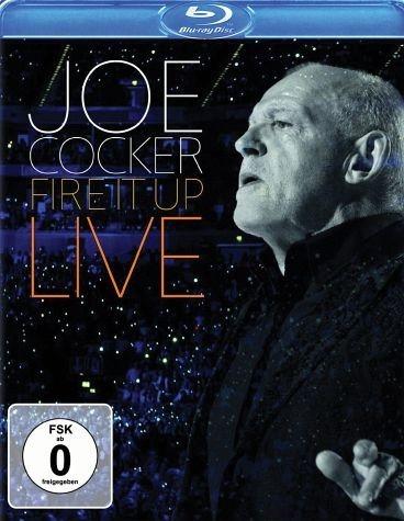 Blu-ray »Joe Cocker - Fire It Up: Live«