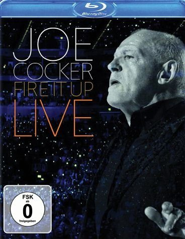 Blu-ray »Joe Cocker - Fire It Up: Live«