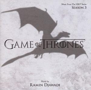Audio CD »Diverse: Game Of Thrones-Season 3«