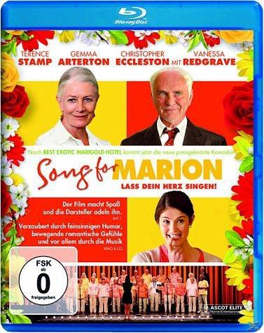 Blu-ray »Song for Marion - Lass dein Herz singen!«