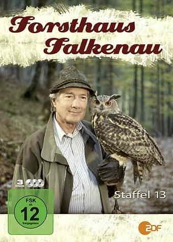 DVD »Forsthaus Falkenau - Staffel 13 (3 Discs)«