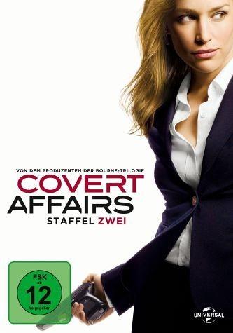 DVD »Covert Affairs - Staffel zwei«