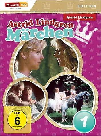 DVD »Astrid Lindgren: Astrid Lindgren Märchen 1«