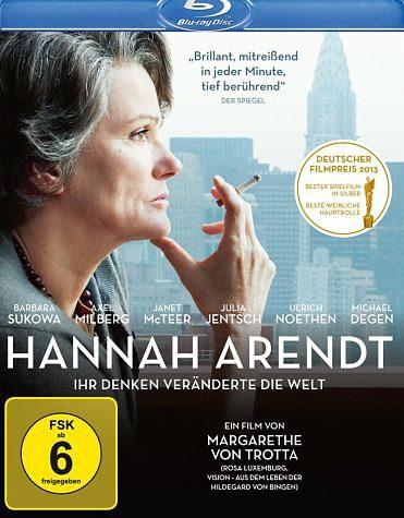 Blu-ray »Hannah Arendt - Ihr Denken veränderte die Welt«