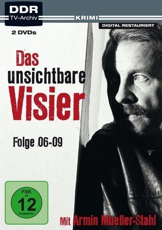 DVD »Das unsichtbare Visier, Folge 06-09 (2 Discs)«