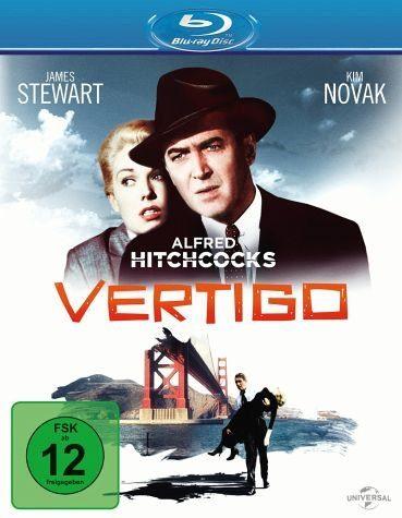 Blu-ray »Vertigo - Aus dem Reich der Toten«
