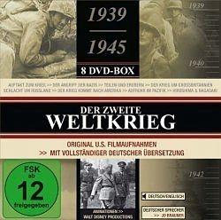 DVD »Der Zweite Weltkrieg DVD-Box«